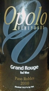 Opolo Grand Rouge 2010