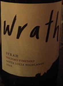 Syrah Doctor's Vineyard 2009