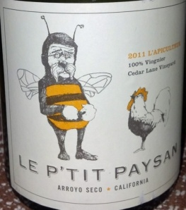 Le P'Tit Paysan 2011 Viognier