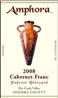 Amphora 2008 Cabernet Franc