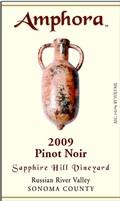 Amphora 2009 Pinot Noir