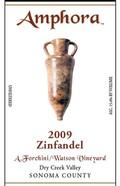 Amphora 2009 Zin A. Forchini V.
