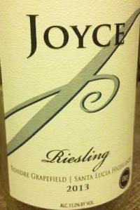 Joyce-2013-Riesling