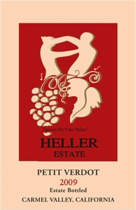 Heller 2009 Petit Verdot