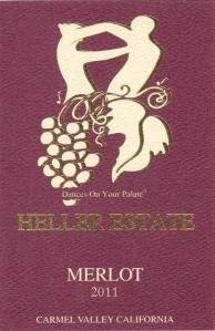 Heller Estate 2011 Merlot
