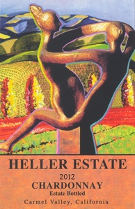 Heller Estate 2012 Chardonnay