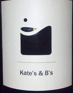 Medlock Ames 2011 Kate's   & B's Cabernet Sauvignon